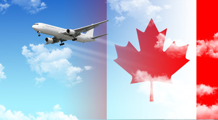 Airplane Canada
