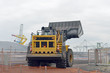 bulldozer for coal industry