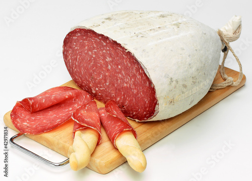 Salame di carne magra