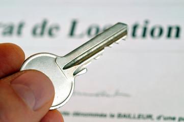 Remise de la clé