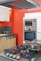 coin cuisine d'une maison moderne  # 23