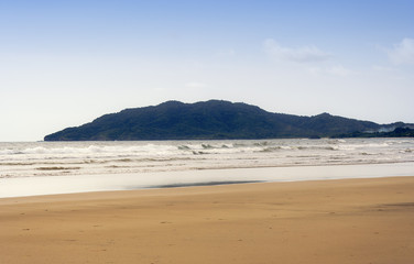 Tamarindo Beach in Costa Rica