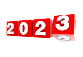 2023 New Year Nuevo Año
