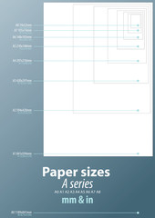 Paper sizes A series