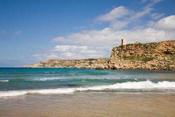 Beach, Malta