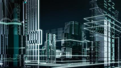 futuristic megalopolis6
