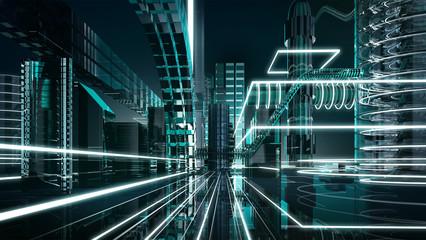 futuristic megalopolis8