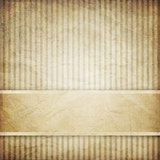 Fototapety vintage striped background with banner, variable width stripes