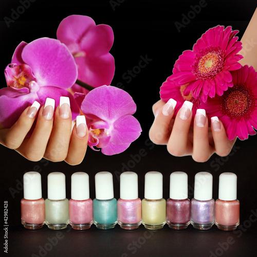 Fototapeten,nagellack,nagel,manicure,malen