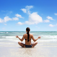Meditation Übung