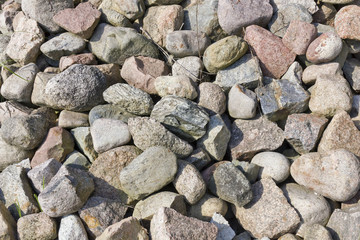 granite stones background