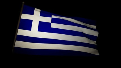 Flag Greece 01