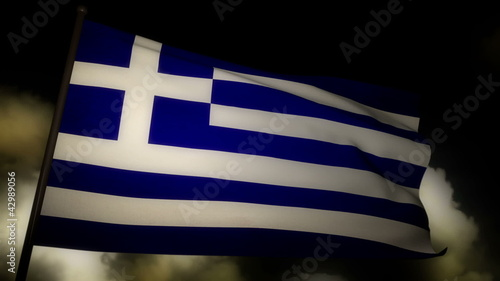 Flag Greece 02