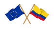 European Union and Colombia alliance and friendship