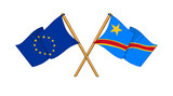 European Union and Democratic Republic of the Congo alliance and