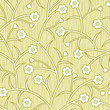 abstract flowers floral beige seamless background