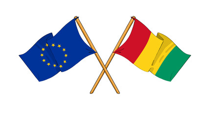 European Union and Guinea alliance and friendship