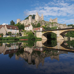 Angles-sur-Anglin, Vienne , France