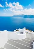 Fototapety Santorini Island, Greece