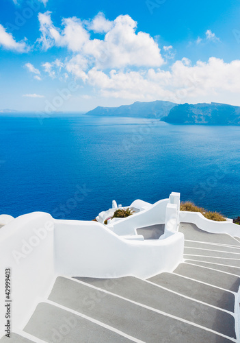 fototapeta na ścianę Santorini Island, Greece