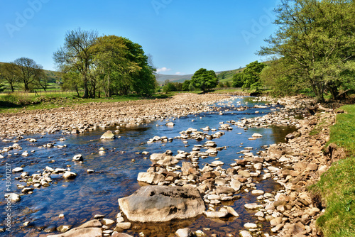 River Swale, Yorkshire, England