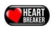 Heartbreaker - Button