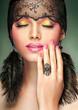 obraz - Pink make up