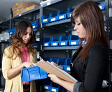 Counting Inventory in a Stockroom