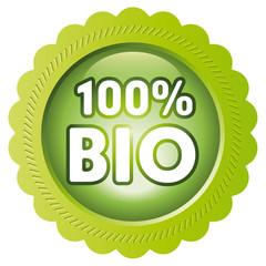 Bgreen button 100% bio