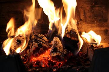 Feuer, Glut