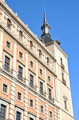 Biblioteca de Castilla-La Mancha en el Alcázar de Toledo