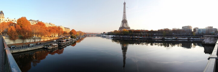 Good morning, Paris, Good morning Tour Eiffel