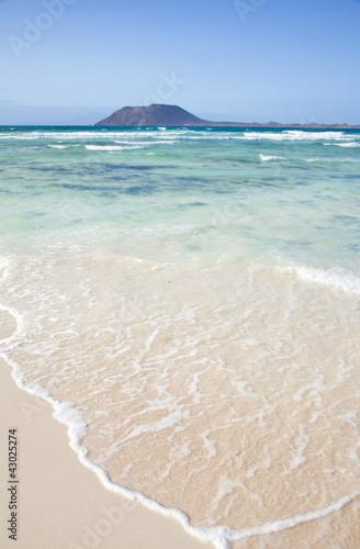 Fuerteventura, Corralejo Flag Beach