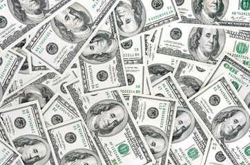 dollar bank note money background