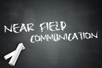 """Blackboard """"Near Field Communication"""""""