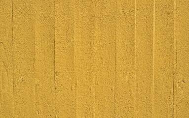 Golden concrete