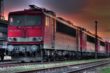 - Ausrangiert - Zug Train HDR