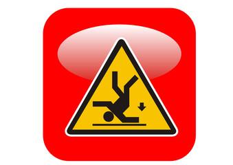 App - Achtung Sturzgefahr