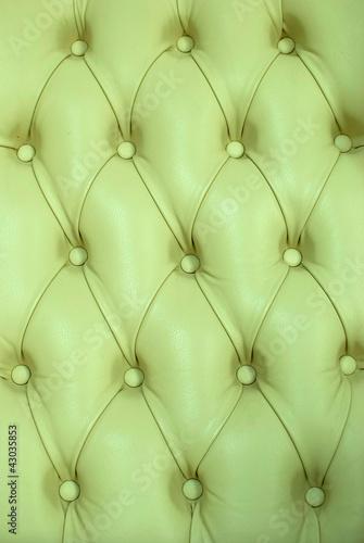Staande foto Leder leather sofa texture