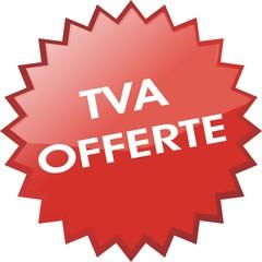 étiquette TVA offerte