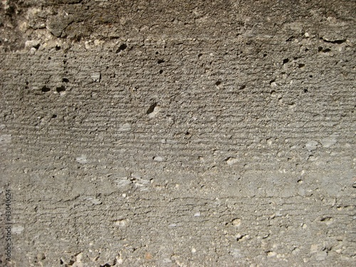 Wall reinforced concrete