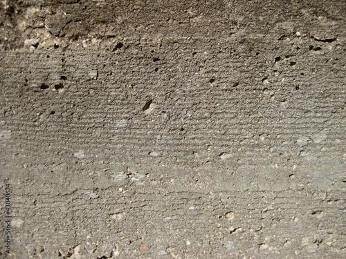 Wall reinforced concrete