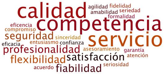 Calidad Competencia Servicio