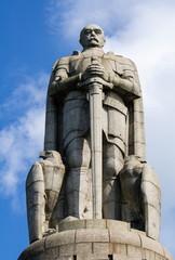 Bismarck-Denkmal in Hamburg