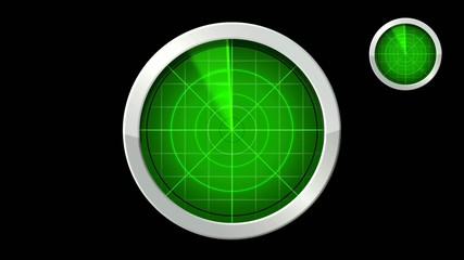 Simple Green Radar