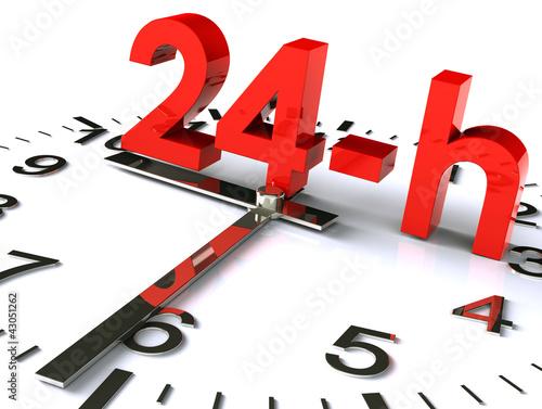 UHR 24 h