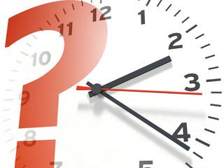Uhren-Serie: Zeitfrage