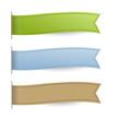 Pastel Web Ribbons Set