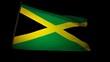 Jamaican Flag 01