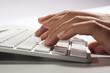 Tastatur & Hände